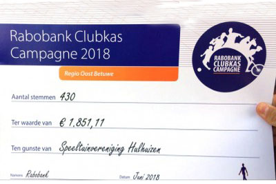 Clubkascampagne 2018