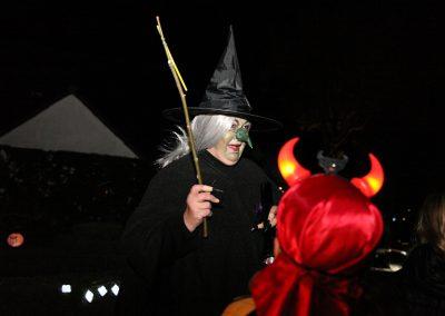 Halloween optocht 2018