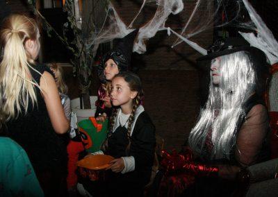 Halloween-optocht 2019