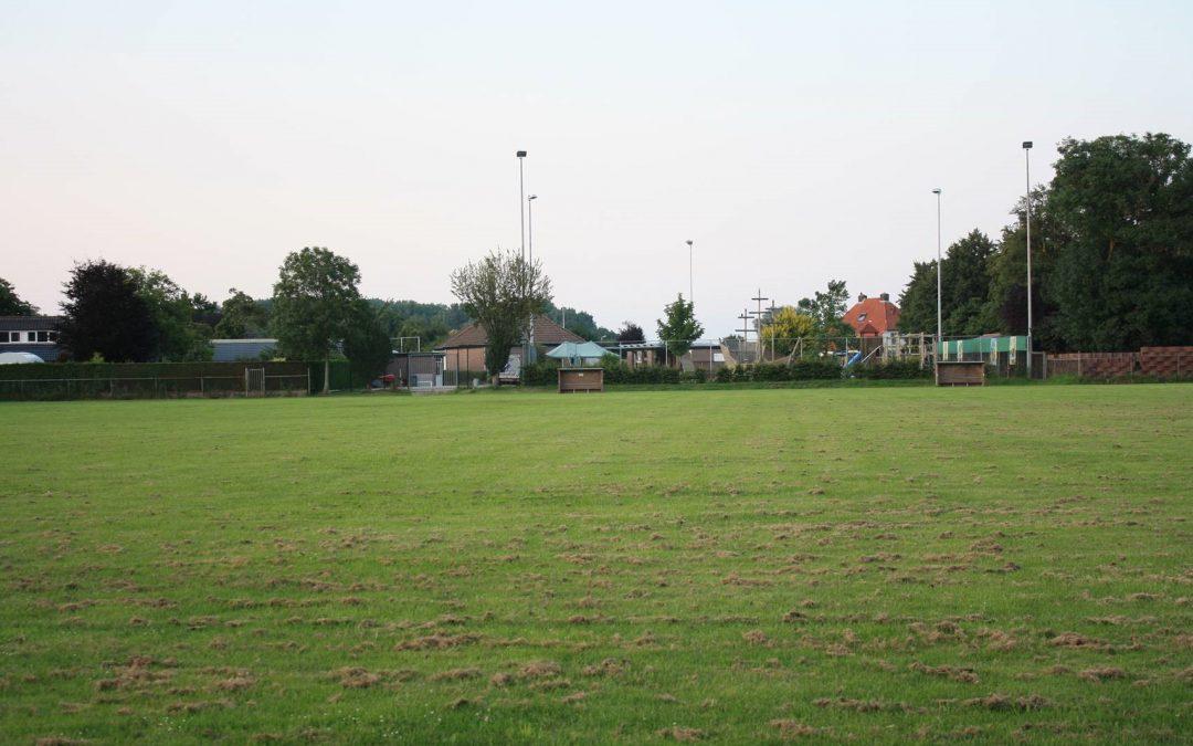 Verkoop voetbalvelden